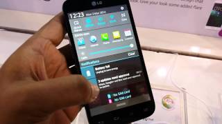 LG L70 Hands On
