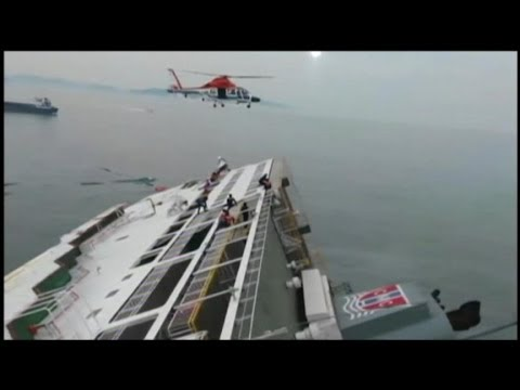 South Korean Ferry Disaster:  The Calls for Help
