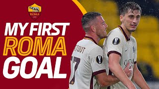 My First AS Roma Goal: Kumbulla v Young Boys