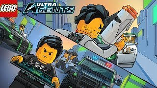 LEGO® ULTRA AGENTS Mysterious Group Of Super Villains