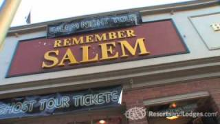 Salem Massachusetts Destination Video Travel Guide