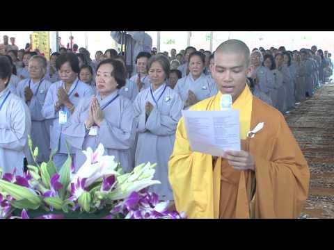 Lễ Vu Lan báo hiếu trọng ân - Chùa Hoằng Pháp Cambodia