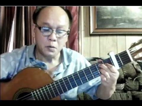 Mưa Chiều Kỷ Niệm (Duy Yên - Quốc Kỳ) - Guitar Cover