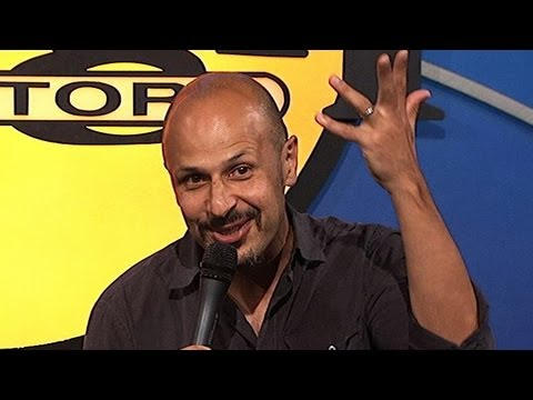 Maz Jobrani - Terrorist Activities