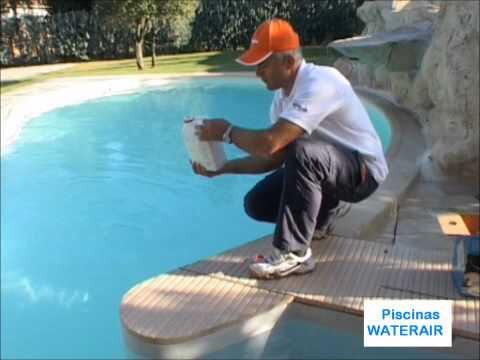 Guia de Manutenção - Tratamento da Piscina com Easy Pool 2.wmv