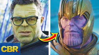 10 MCU Rematches We'll Never Get To See After Avengers Endgame
