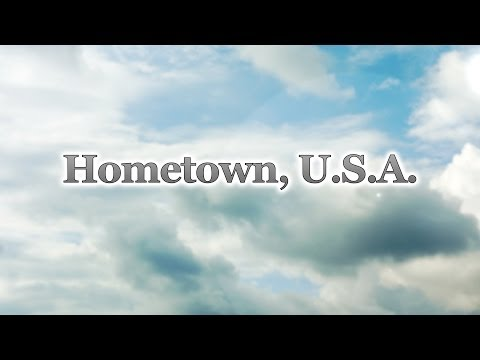 Hometown, U.S.A. (celebrity travel series pilot)