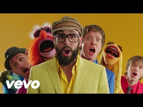 OK Go & The Muppets – Muppet Show Theme