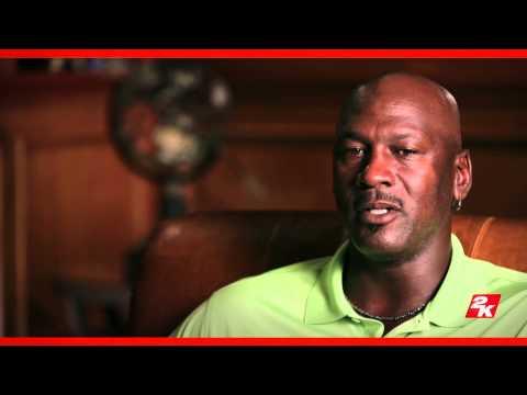Thumbnail image for ''NBA 2K14' Michael Jordan Uncensored Trailer'