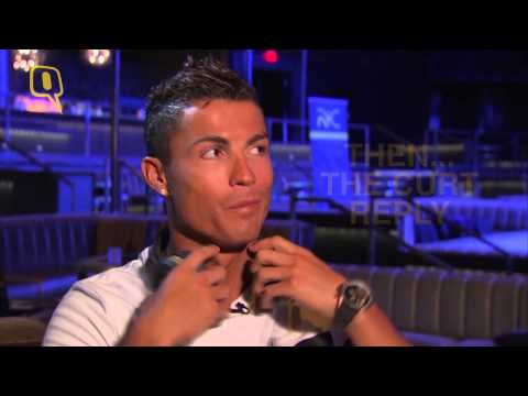 This is What Happens When You Ask Ronaldo a Question Too Many
