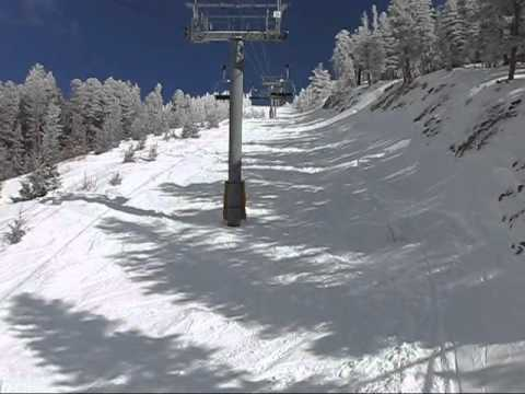 Chile Express at Angel Fire, NM - part 2 of 2