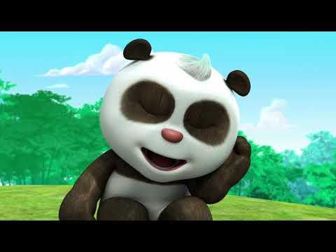 Krtko a Panda 19 - Strom a knedlíčky