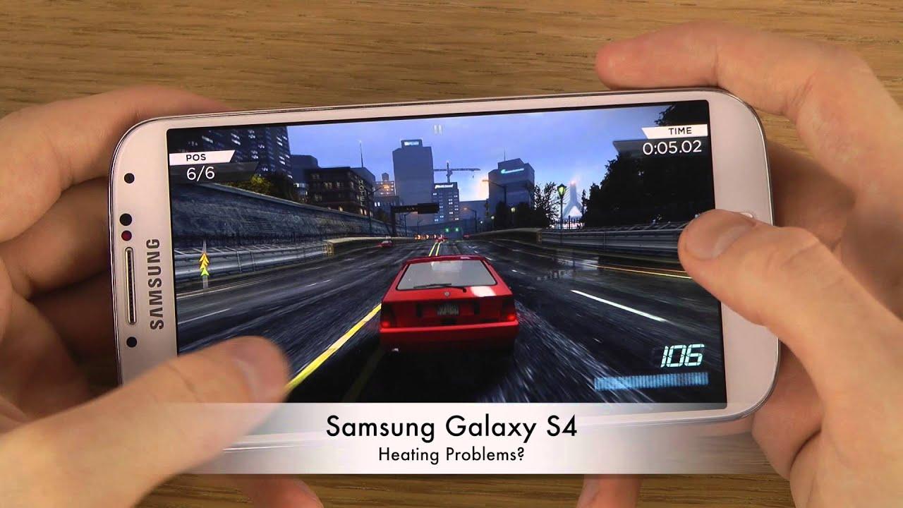 Samsung Galaxy S4 IV - Heating Problems? - YouTube