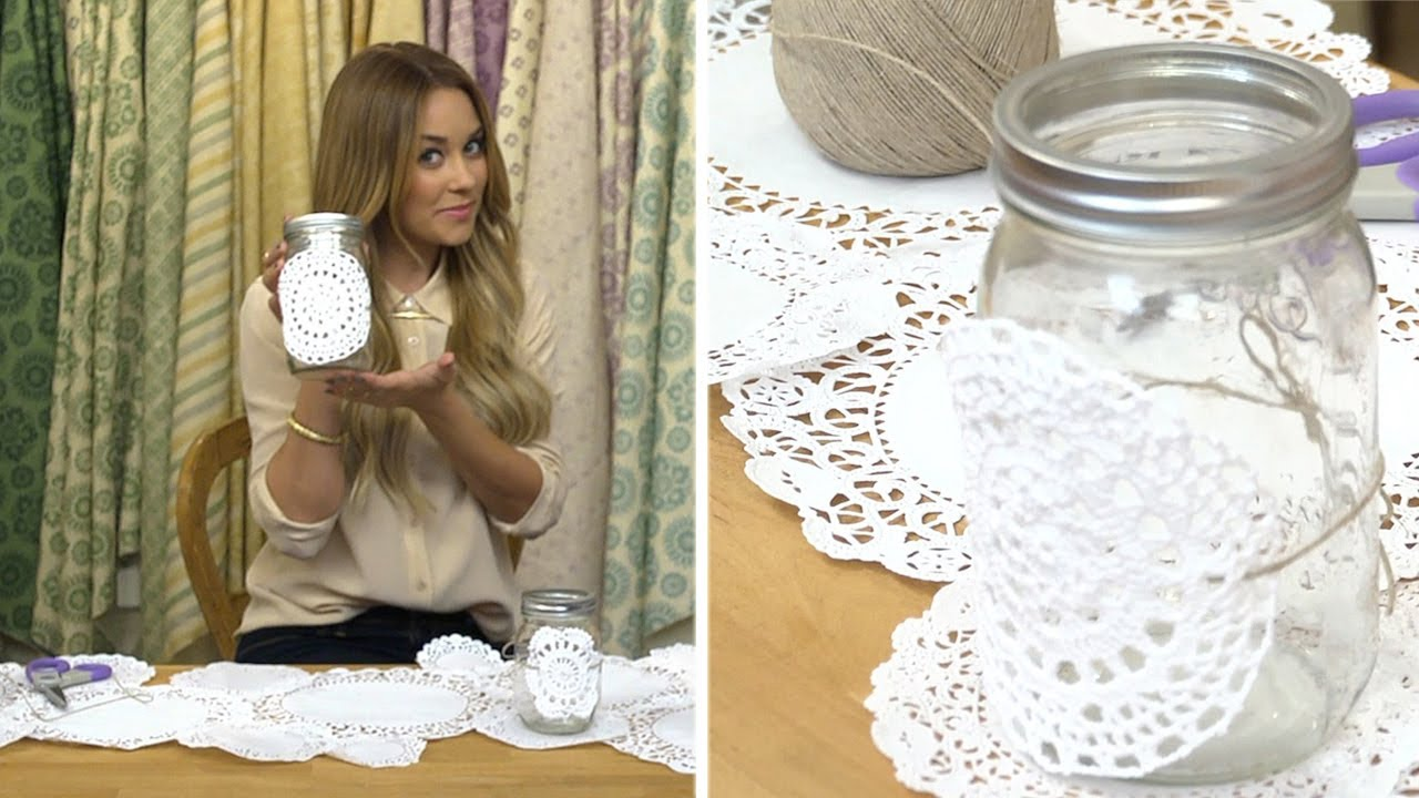 Lauren Conrad Country Chic Table Settings Youtube