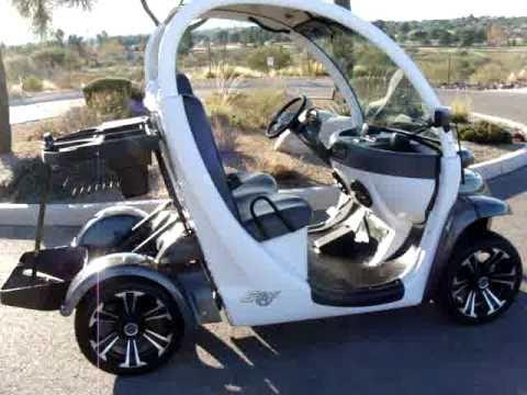 Innovation Motorsports Custom Gem Car E 825 72v Nev Golf