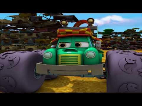 Meteor Monster Truck 21 - Bludištní závod