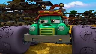 Meteor Monster Truck 21 Bludiskové preteky