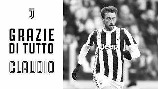 Marchisio departs Juventus | Grazie di tutto, Claudio!