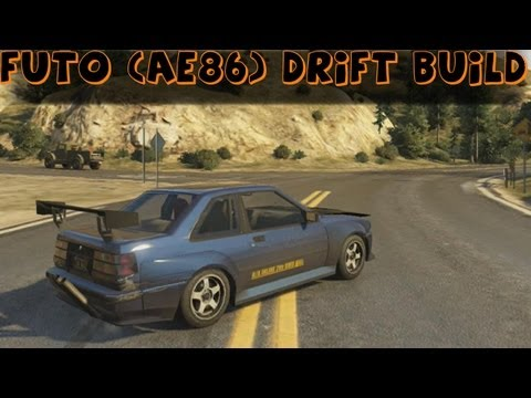 Grand Theft Auto 5 | Futo (AE86) | Drift Build