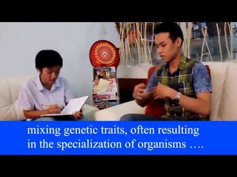 Clip Tham Gia Cuộc Thi Hùng Biện Tiếng Anh Của Bạn Trúc Quỳnh - Chủ Đề