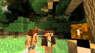 Dziadkowe Opowieści, Odcinek 1 Wieża Kebab [Minecraft