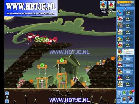 Angry Birds Friends Tournament Level 2 Week 76 halloween (tournament 2) no power-ups
