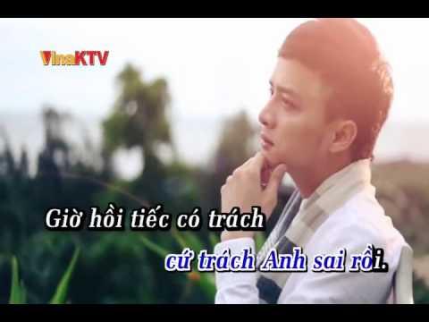 Anh Sai Rồi Karaoke