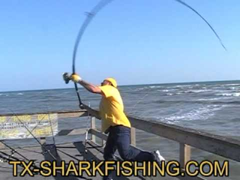 Texas surf casting youtube for Surfside fishing report