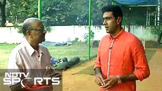 Walk The Talk with Indian cricketer Ravichandran Ashwin