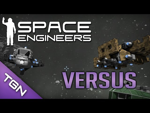 space engineers how to build a fighter