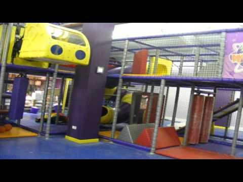 Partyman World Of Play Chafford Hundred Essex