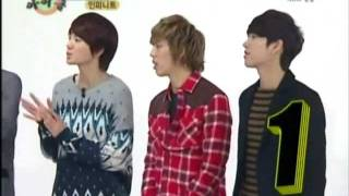 [ซับไทย]111224 INFINITE Weekly Idol 2/4