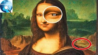 """7 bí mật """"động trời"""" được giấu trong những bức họa nổi tiếng"""