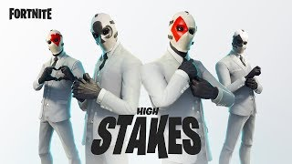 Fortnite - High Stakes