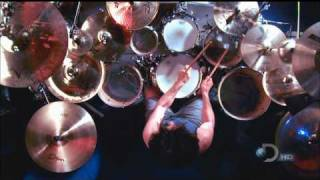Time Warp: Slow Motion Drums