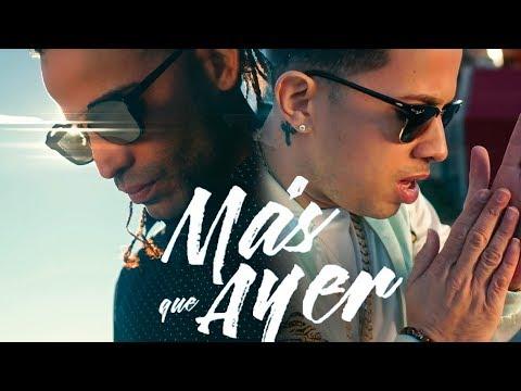 Arcángel y De La Ghetto  Más Que Ayer Official Video