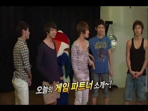 All About TVXQ Season 3 MC Junsu+Play game Chicken Fight  Part 2