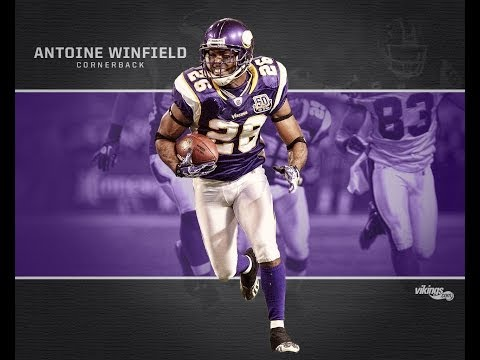 Antoine Winfield Highlights [HD]