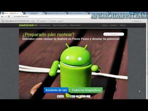 Como Ser Root En Cualquier Android - Android Apps Team