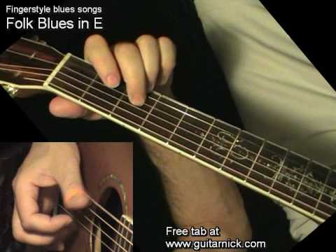 Learn These Folk Songs on Guitar Today - ThoughtCo