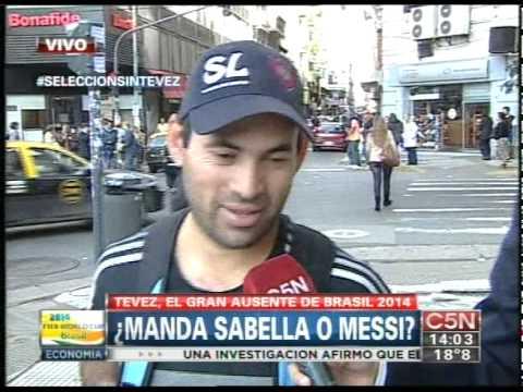 C5N - BRASIL 2014: ¿MANDA SABELLA O MESSI? (PARTE 2)