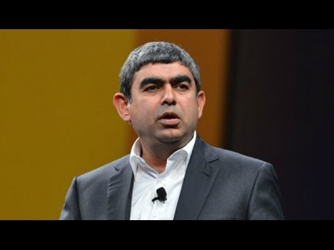 New Infosys CEO Vishal Sikka To ET NOW | First On ET NOW