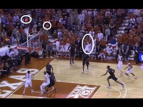 2014 K-State at Texas Basketball