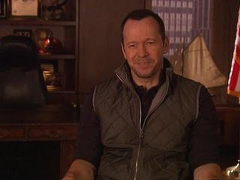 Donnie on Directing Tom Selleck in 'Blue Bloods'