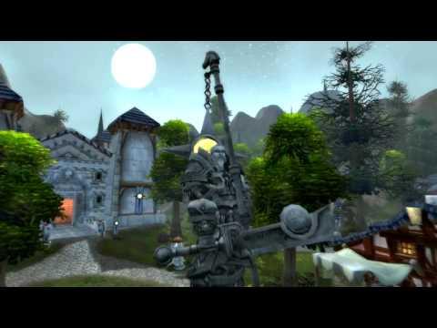 Cataclysm - видео-обзор мира.