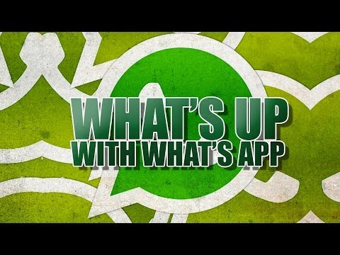Facebook's 19 Billion Dollar Purchase - WhatsApp With That?