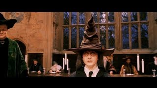 Harry Potter And The Philosopher's Stone Sorting Ceremony