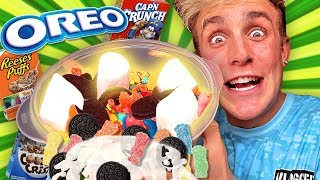 I MIXED All THE Best CEREALS TOGETHER!! (EXPERIMENT)