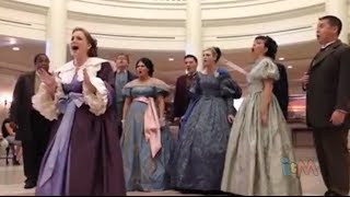 Let It Go From Frozen Sung By Voices Of Liberty At Walt