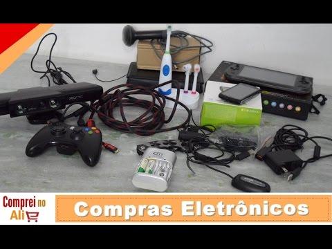 Compras Eletrônicos Aliexpress - CompreiNoAli.